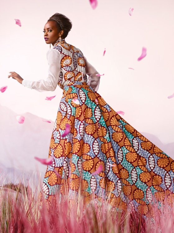 Vlisco Online Lookbook