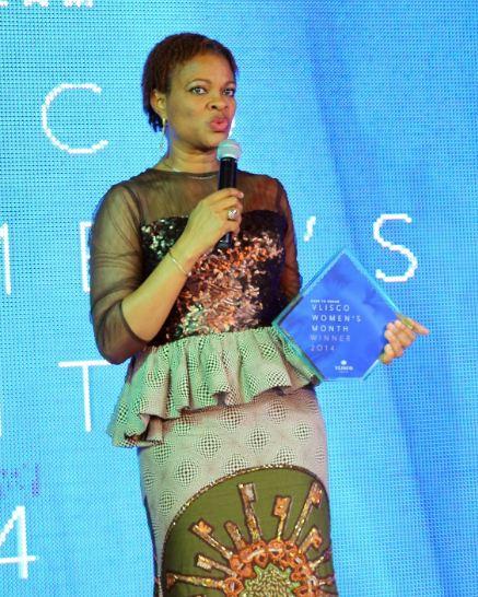 Vlisco Women Month Awards 2014 - Adesuwa Oyenokwe Loveweddingsng