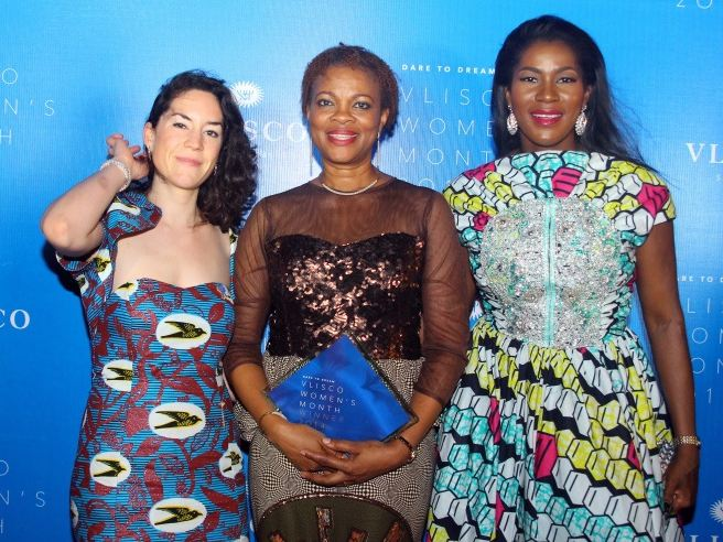 Vlisco Women Month Awards 2014 Adesuwa Oyenokwe, Stephanie Linus Loveweddingsng