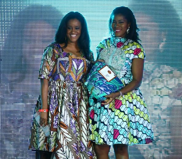 Vlisco Women Month Awards 2014 - Stephanie Linus Loveweddingsng
