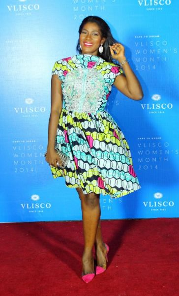 Vlisco Women Month Awards 2014 - Stephanie Linus Loveweddingsng1