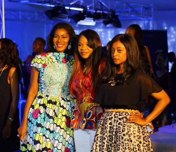 Vlisco Women Month Awards 2014 Stephanie Linus