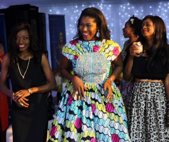Vlisco Women Month Awards 2014 Stephanie Linus1