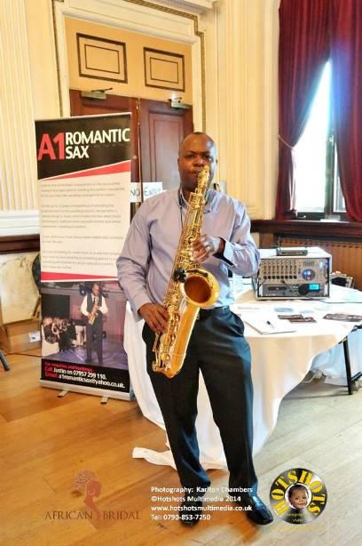 African Bridal Show - A1 Romantic Sax