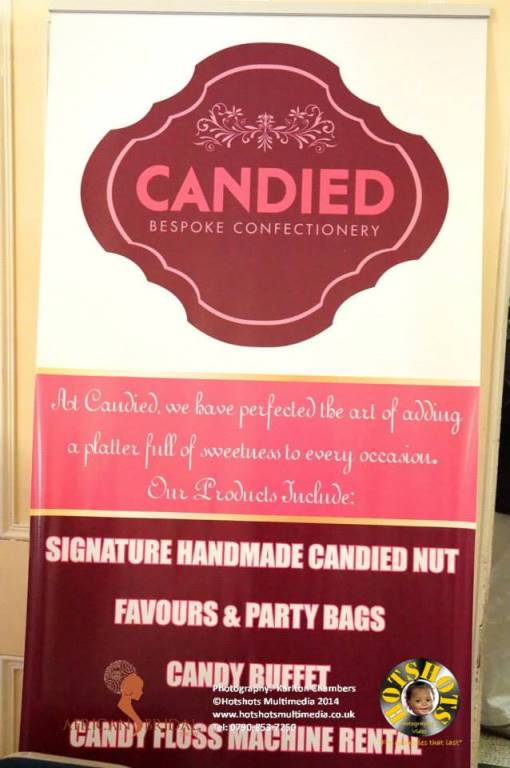 African Bridal Show May 3 2014 Loveweddingsng - Candied Confectionery