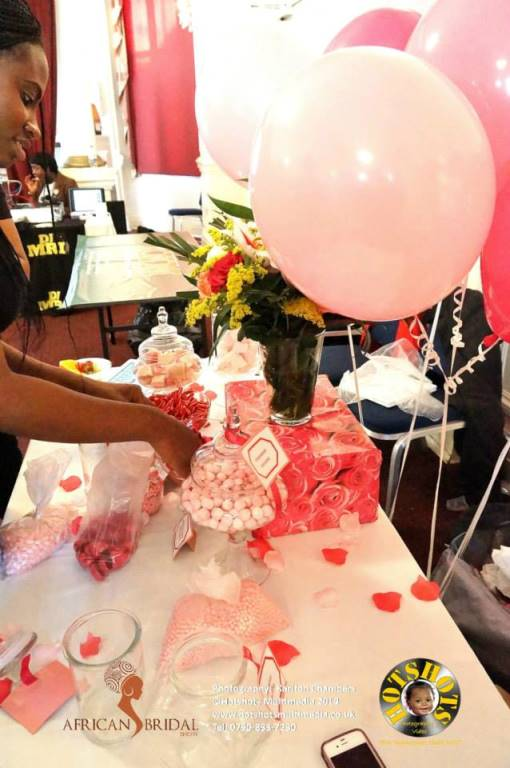 African Bridal Show May 3 2014 Loveweddingsng - Candied Confectionery1