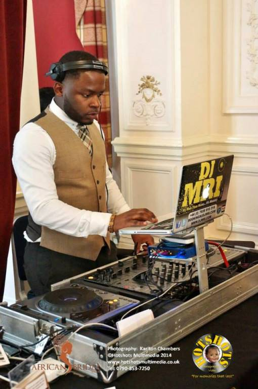 African Bridal Show - DJ MRI