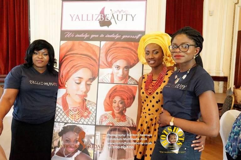 African Bridal Show May 3 2014 Loveweddingsng - Yalliz Beauty