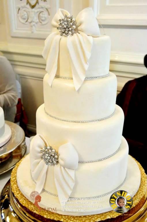 African Bridal Show May 3 2014 Loveweddingsng - cake1