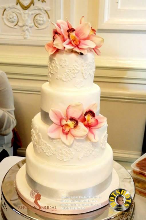 African Bridal Show May 3 2014 Loveweddingsng - cake3