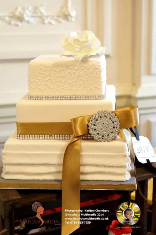 African Bridal Show May 3 2014 Loveweddingsng - cake5