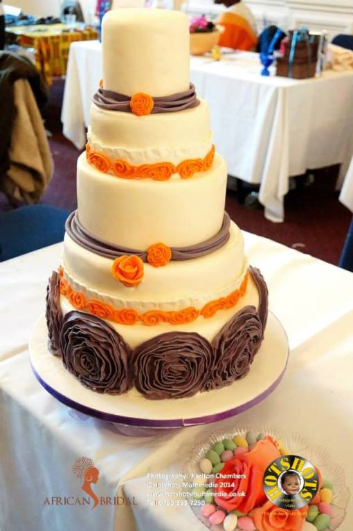 African Bridal Show May 3 2014 Loveweddingsng - cake7