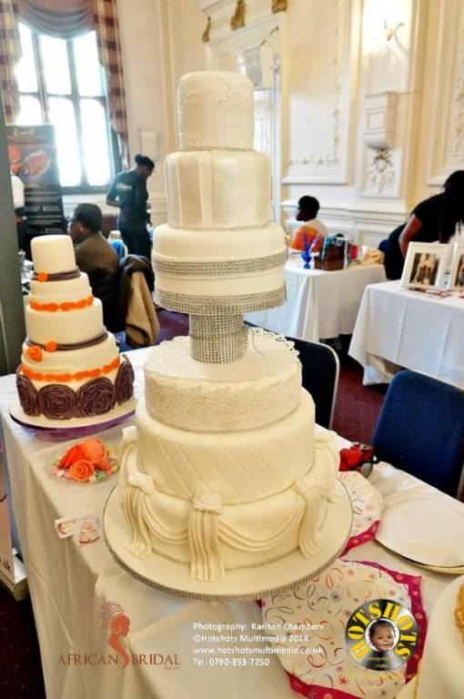 African Bridal Show May 3 2014 Loveweddingsng - cake8
