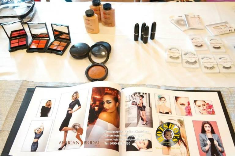 African Bridal Show May 3 2014 Loveweddingsng - makeup1