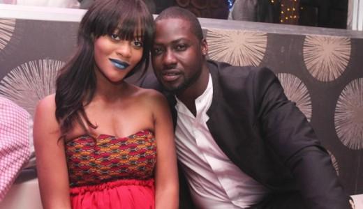 Chris Attoh Damilola Adegbite Birthday May 2014 Loveweddingsng3