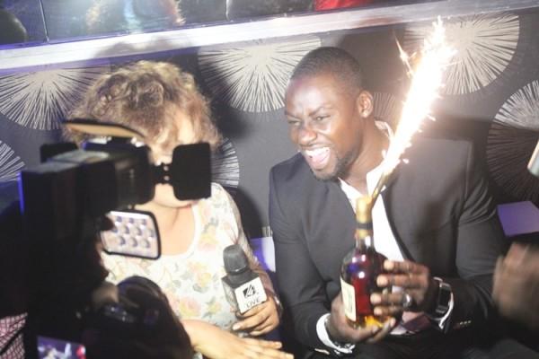 Chris Attoh Damilola Adegbite Birthday May 2014 Loveweddingsng4