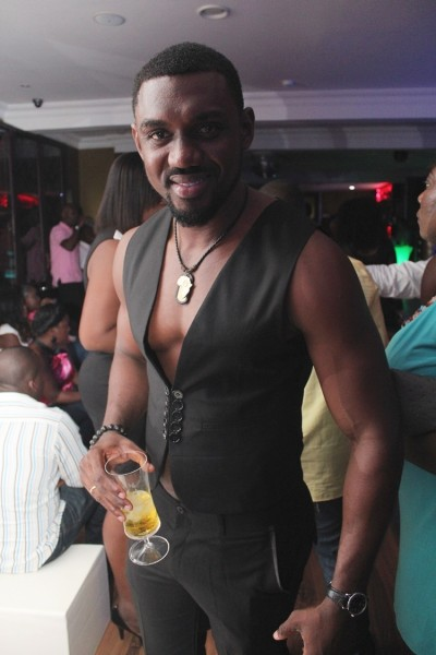 Chris Attoh Damilola Adegbite Birthday May 2014 Loveweddingsng8