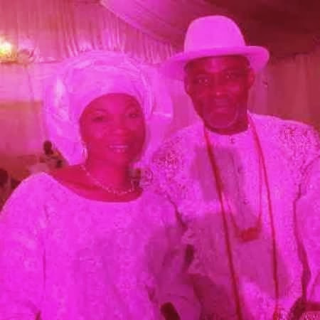 Eniola and Oghenekome Mofe-Damijo Loveweddingsng3