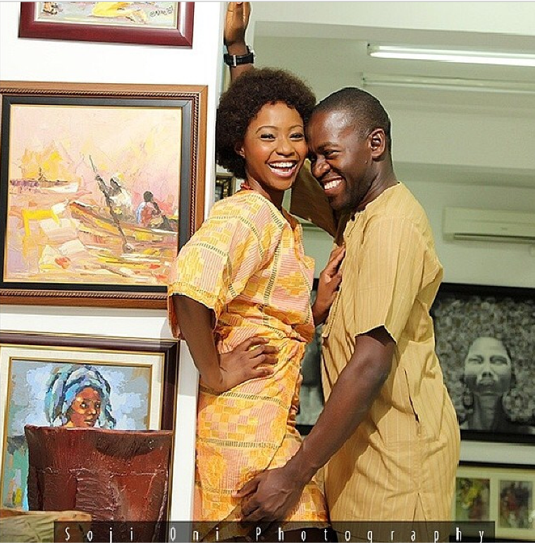 LoveweddingsNG Tribal Prewedding Shoot Picture credit: Soji Oni Photography