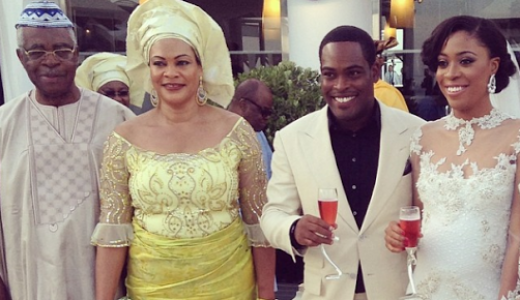 Senator Daisy Danjuma's sons wedding Loveweddingsng