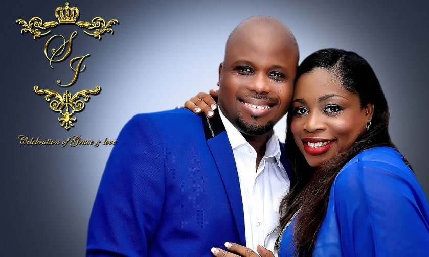 Pictures from gospel singer sinach s wedding to pastor joseph