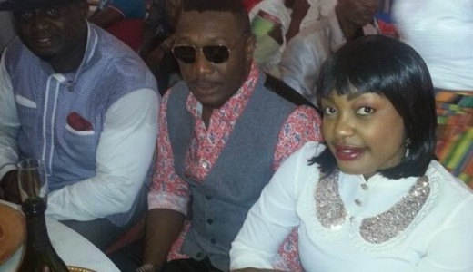 Tchidi Chikere and Nuella Njubigbo - Chikere