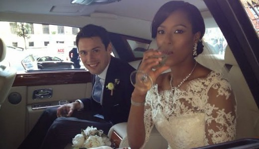 Uvie Ibru and Maxwell Peile's wedding loveweddingsng2