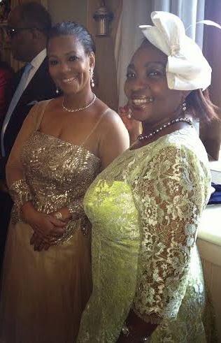 Uvie Ibru and Maxwell Peile's wedding loveweddingsng8