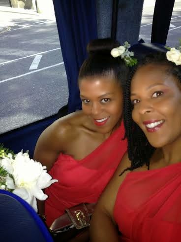 Uvie Ibru and Maxwell Peile's wedding loveweddingsng9