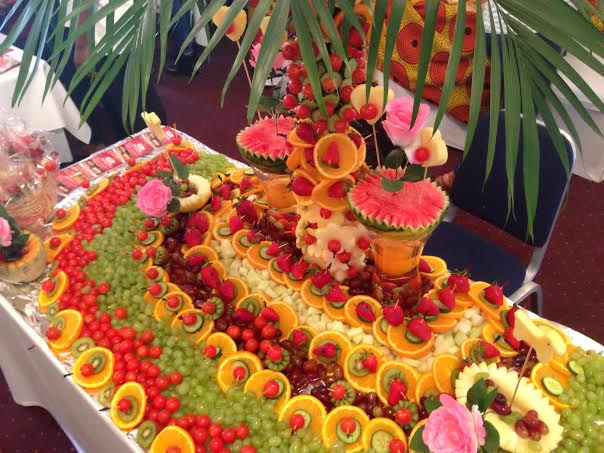 African Bridal Show - Your Fruity Creations