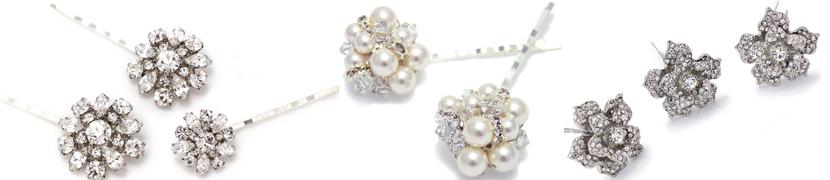Zena Accessories - Bridal Hair Pins