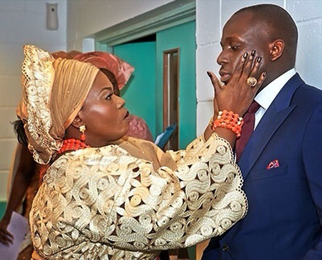 Dorothy weds Tomi Ashimolowo Loveweddingsng4