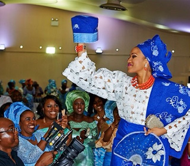 Dorothy weds Tomi Ashimolowo Loveweddingsng6