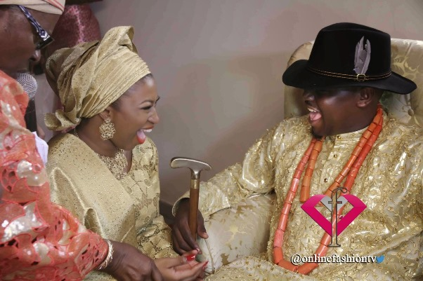 Dr Sid Simi Osomo Traditional Wedding Loveweddingsng11