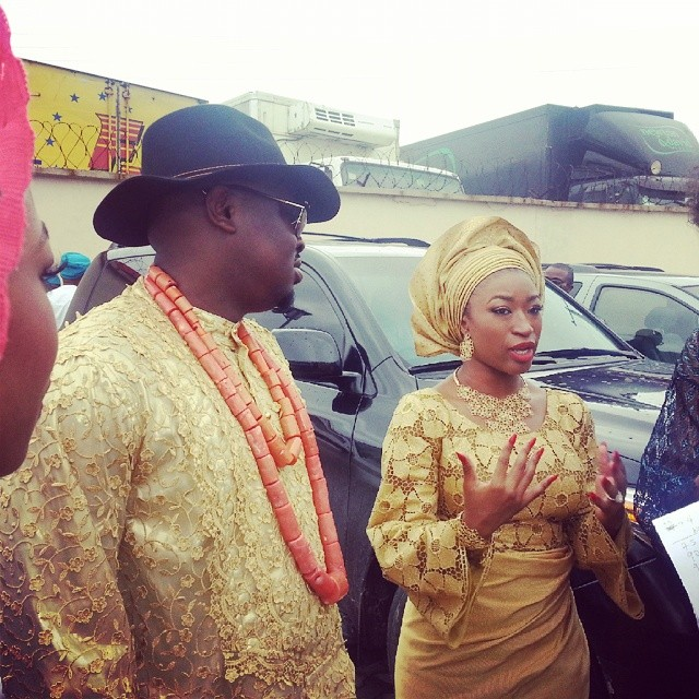 Dr Sid Simi Osomo Traditional Wedding Loveweddingsng2