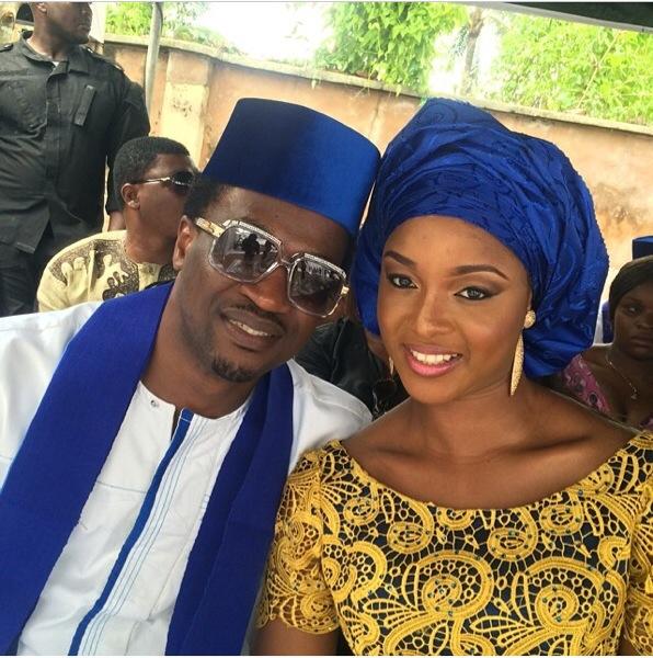 Paul & Anita Okoye