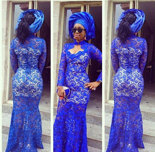 Jude Okoye Ifeoma Umeokeke Aso Ebi Loveweddingsng4
