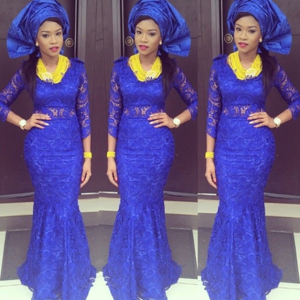 Jude Okoye Ifeoma Umeokeke Aso Ebi Loveweddingsng6