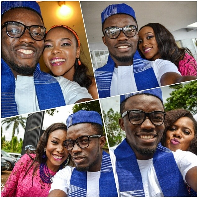 Jude Okoye Ifeoma Umeokeke Traditional Wedding Loveweddingsng10