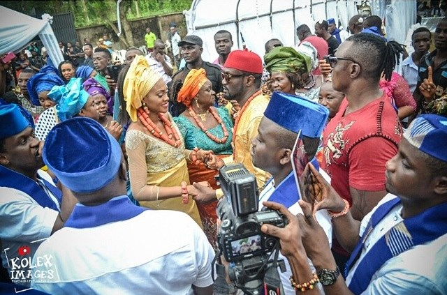 Jude Okoye Ifeoma Umeokeke Traditional Wedding Loveweddingsng9