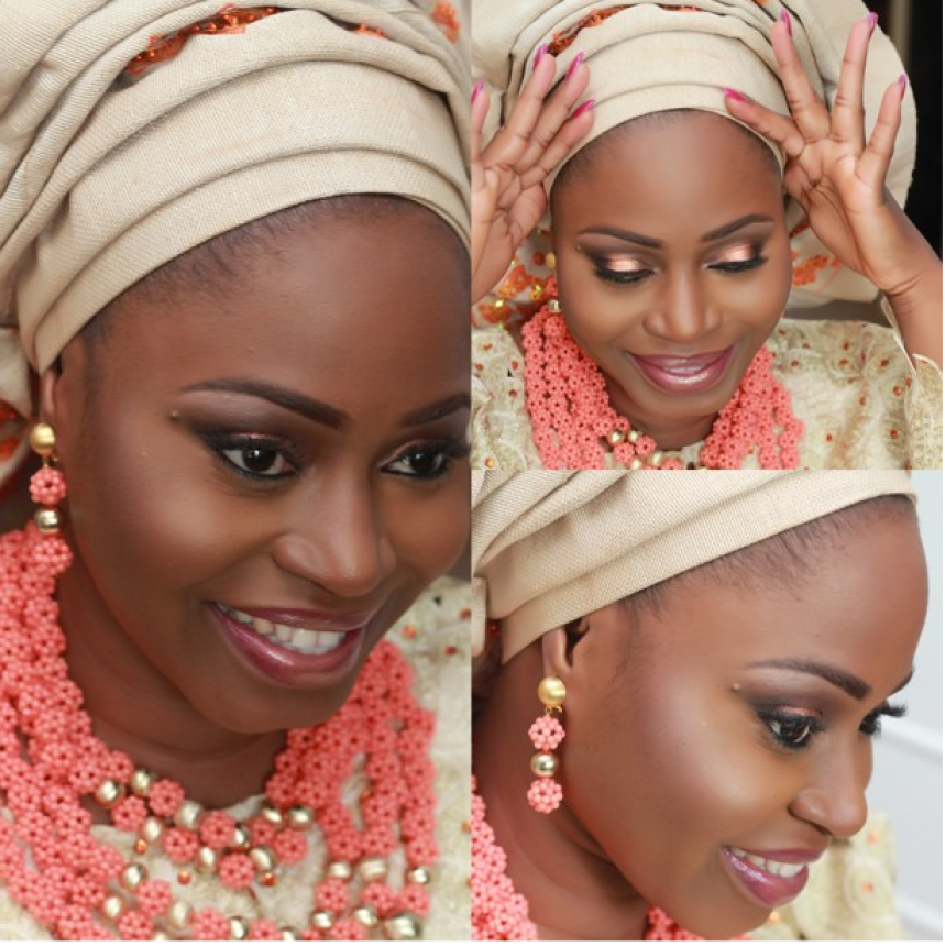 Makeup: Kemi Kings