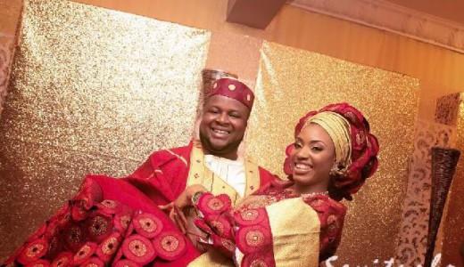 Bimbo Doyle weds Jonathan Kelechi Onyeulo