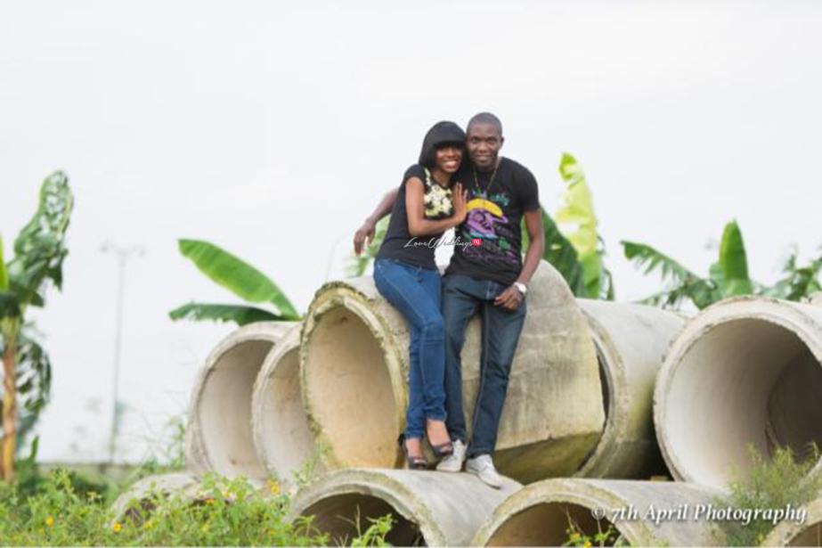 Loveweddingsng Proposals - Emmanuel and Agnes1