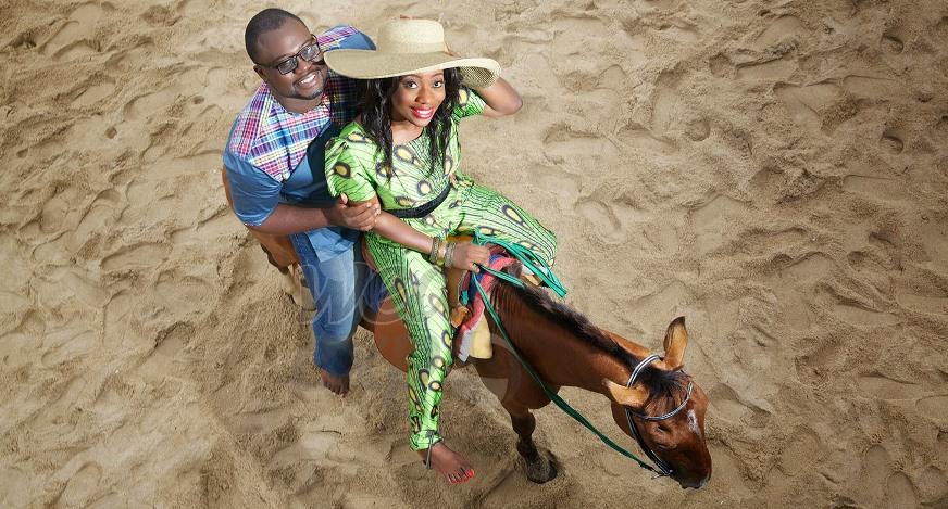 Loveweddingsng Sisi & Bobo Prewedding Kelechi Amadi Obi