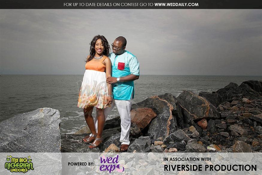 Loveweddingsng Sisi & Bobo Prewedding Kelechi Amadi Obi12