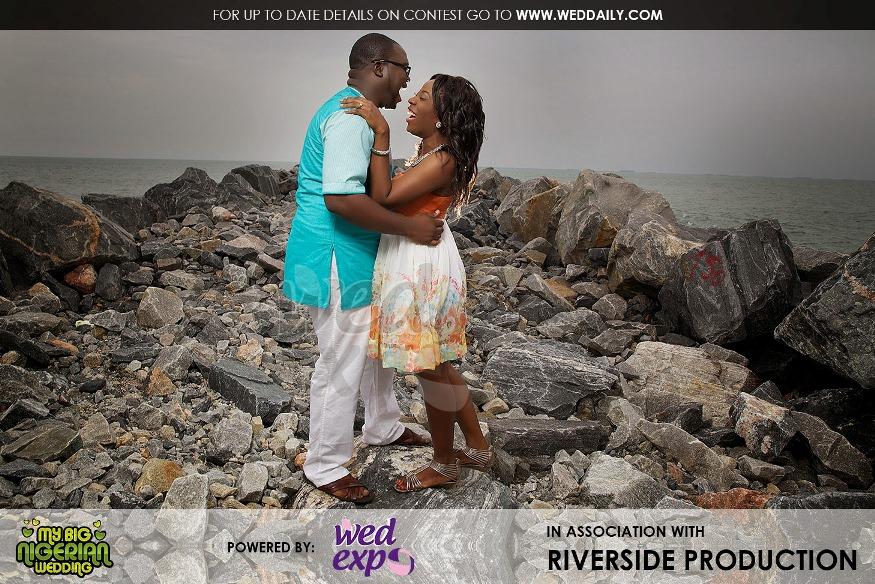 Loveweddingsng Sisi & Bobo Prewedding Kelechi Amadi Obi16