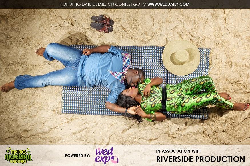 Loveweddingsng Sisi & Bobo Prewedding Kelechi Amadi Obi2