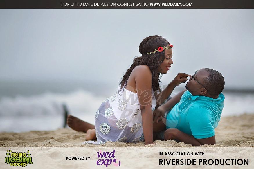 Loveweddingsng Sisi & Bobo Prewedding Kelechi Amadi Obi5