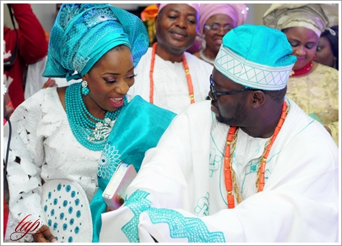 Loveweddingsng Sisi Yemmie Bobo Nigerian Traditional Wedding19