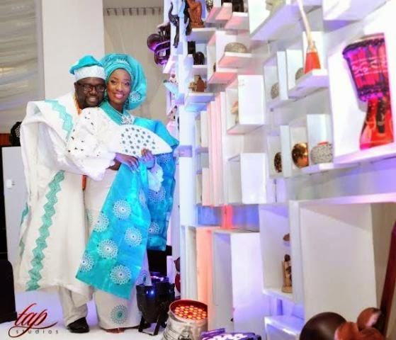 Loveweddingsng Sisi Yemmie Bobo Nigerian Traditional Wedding2